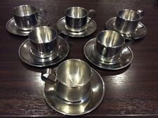 Stainless Steel Saucers
