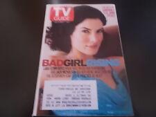 Lara Flynn Boyle - TV Guide Magazine 2001