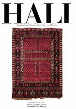 Hali Magazine: # 60 Dec 1991: Salor Turkoman Ensis English Needlework
