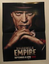 BOARDWALK EMPIRE HBO TV Show Large Fold Out Original Print Ad Advertising