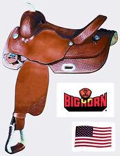 Sella Big Horn Reining Saddles 4159