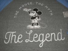 2XL Mickey Mouse The Mouse The Myth The Legend Disney Tee Shirt NWT