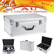 Pro Aluminum Travel Suitcase Carry Bag Hard Case Box For DJI Phantom 3 4 Drone
