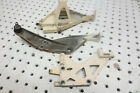 EVINRUDE Fastwin 18 HP MOUNTING BRACKETS 203721-2 OMC 306609 Johnson FD-13