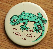 Lizard, Gecko, Vintage Soviet Russian Ussr Badge