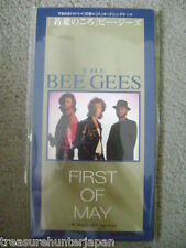 THE BEE GEES FIRST OF MAY / HOW DEEP IS YOUR LOVE JAPAN 3 INCH CD SINGLE