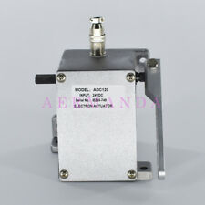 Generator Electron Actuator ADC120 12V or 24V electric actuator generator parts
