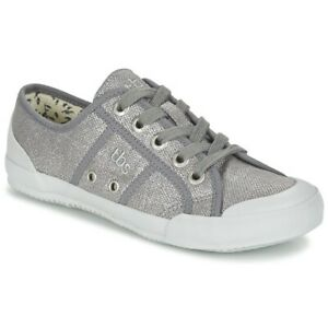 TBS Opiace anthracite, basket femme.