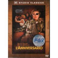 L' Anniversario DVD Bette Davis / Jack Hedley / Sheila Hancock Sigillato