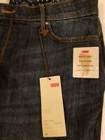 NWT! Levi's Brand, Women's 525 Jeans, Perfect Waist,Straight Leg Size 16M/33L