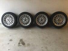 BMW 3er Reihe, Winterreifen,M+S,Original - Alufelgen,Radialspeiche, 16 Zoll