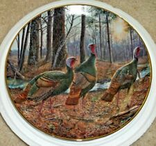 The Danbury Mint porcelain Collector Plate Wise Guys By Randy McGovern