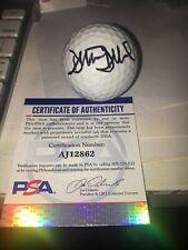 New listing David Duval Signed  Golf  Ball PSA DNA