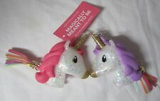 Bath & Body Works PocketBac Holder BFF MAGICALLY MEANT TO BE Unicorn pink set 2