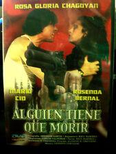 Alguien Tiene Que Morir (DVD) Rosenda Bernal WORLDWIDE SHIP AVAIL