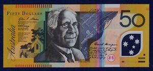 AUSTRALIA - P60f - 50 Dollars 2008 - POLYMER - Stevens & Henry - UNC