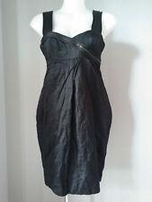 Cue Little Black Solid Dresses for Women