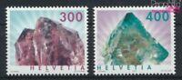 Schweiz 1844-1845 (kompl.Ausg.) postfrisch 2003 Mineralien (9172951