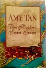 The Hundred Secret Senses, Amy Tan, 1st edition 1995 HC-DJ love, magic journey