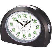 Casio Uhr Analoger Quarz-Wecker TQ-358-1EFmit mechanischer Klingel