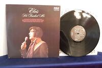 Elvis Presley, He Touched Me, RCA Victor Records AFL1-4690, 1977, Gospel