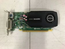 NVIDIA Quadro K600 1GB DDR3 PCIE Video Card Low Profile