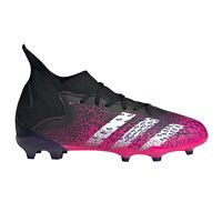 adidas Predator Freak.3 FG Firm Ground Kids Football Boot Superspectral