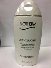Biotherm Anti-Drying Body Milk with Citrus Extract 6.76 oz MOTHER'S DAY SPECIAL