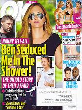 Ben Affleck, Best Beach Bodies, Zac Efron - September 14, 2015 OK! Magazine