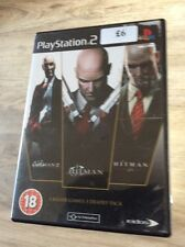Hitman - Hitman Triple Pack (PS2) - Game  72VG The Cheap Fast Free Post
