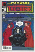 STAR WARS SPECIAL EDITION THE RETURN OF TAG & BINK #1 Dark Horse 2006 VF/NM