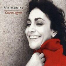 CD nuovo incelofanato Canzoni Segrete Martini Mia (Artista) Formato: Audio CD