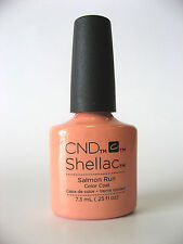 CND Shellac Polish UV Color Coat Gel - Alphabetical from J to Z Buy 2 Get 5 %