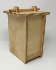 Pet Urn Wood Small Animal Cremation Burial Wood