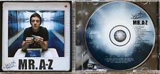 JASON MRAZ CD - MR. A-Z - NEW