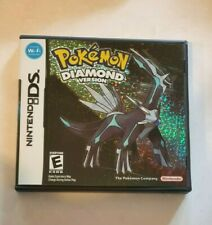 Pokemon Diamond Game & Box