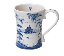 Juliska Country Estate Delft Blue Mug Sporting - Set of 4