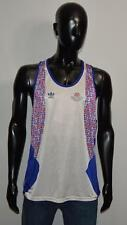 1992 BARCELONA  OLYMPIC GAMES Great Britain RETRO Shirt ADIDAS adult Size XL