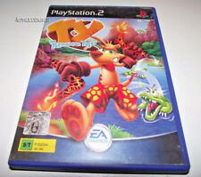 Ty the Tasmanian Tiger PS2 PAL *Complete*