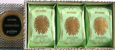 GUERLAIN  MITSOUKO Perfumed Soap/Savon /Seife 3 x 80 g Set