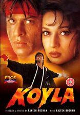 Koyla - SHAHRUKH KHAN- madhuri Dixit - Nuevo Bollywood DVD