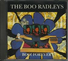 BOO RADLEYS Boo Forever w/ 3 RARE UNRELEASED TRX RADIO PROMO DJ CD Single 1992