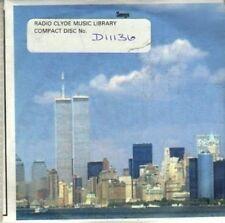 (CI403) David W Wallace, 3 track demo - 2001 DJ CD