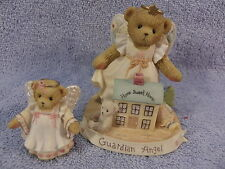 Guard Me From Above With Love 2-Pc SET #114108 Prototype Cherished Teddies