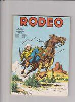 RODEO n°319 - Mars 1978.  Aventures de Tex. Etat neuf