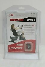 iFit Weight Loss Elliptical Exercise SD Card Level 1 With 24 Workouts Clean