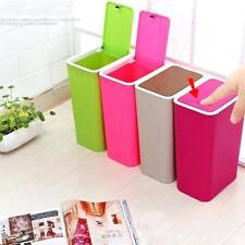 Cubo DE TOQUE SUPERIOR DE 12L/Cubo de basura basura// Cocina/Home/plástico, residuos reciclaje