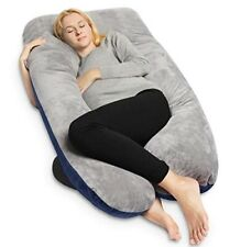 QUEEN ROSE Full Pregnancy Pillow - Maternity Body Pillow for Pregnant Women -