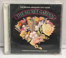 El Secreto Jardín Original Broadway Reparto CD Álbum 1991