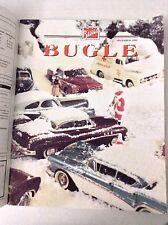 Buick Bugle Magazine Literature Memorabilia December 1998 032017NONRH